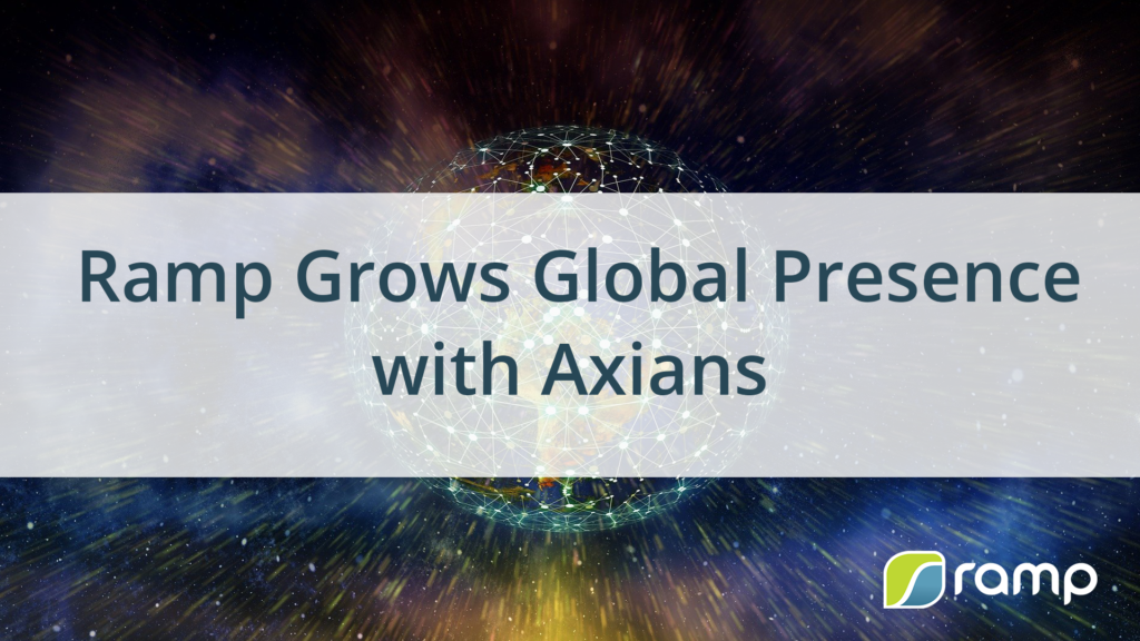 Ramp International Partner's List Grows with Axians